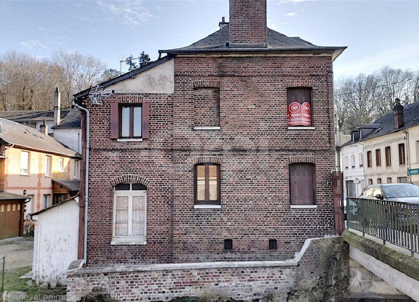 Maison à vendre 68.44m2 à Pont-Saint-Pierre