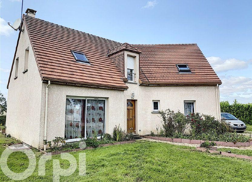Maison à vendre 168m2 à Mézières-en-Vexin