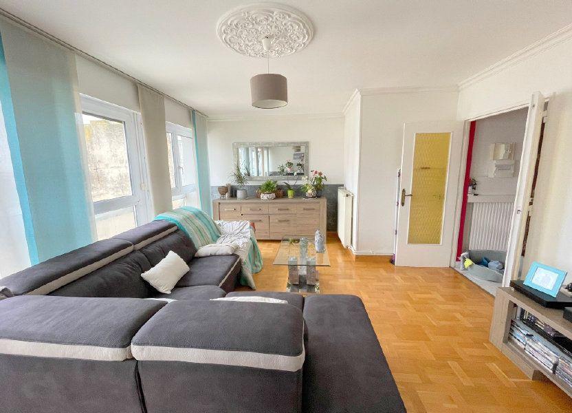 Appartement à louer 74m2 à Boulogne-sur-Mer