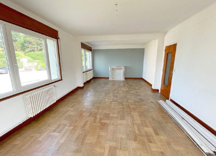 Appartement à louer 96m2 à Boulogne-sur-Mer