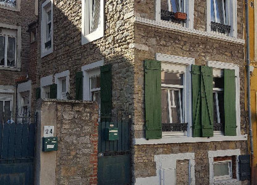 Maison à vendre 80m2 à Boulogne-sur-Mer