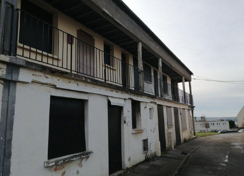 Appartement à vendre 43m2 à Boulogne-sur-Mer