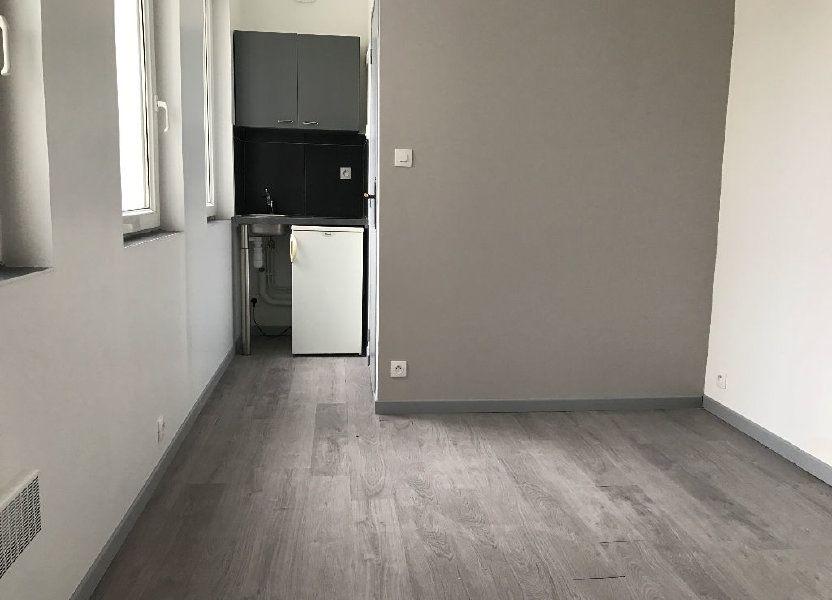 Appartement à louer 11m2 à Boulogne-sur-Mer