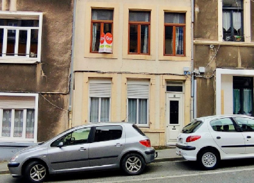 Appartement à vendre 37m2 à Boulogne-sur-Mer