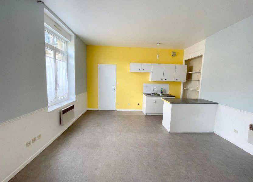 Appartement à louer 38m2 à Boulogne-sur-Mer