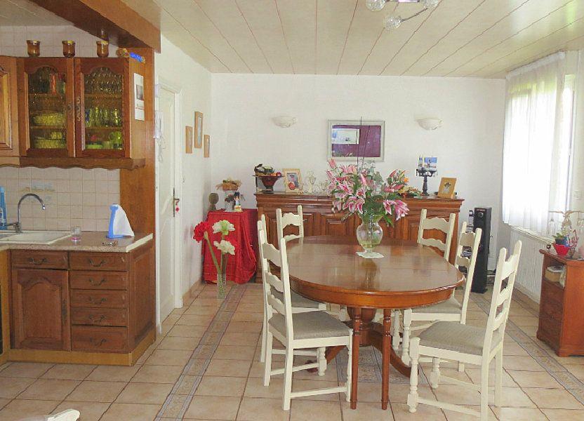 Appartement à vendre 60m2 à Boulogne-sur-Mer