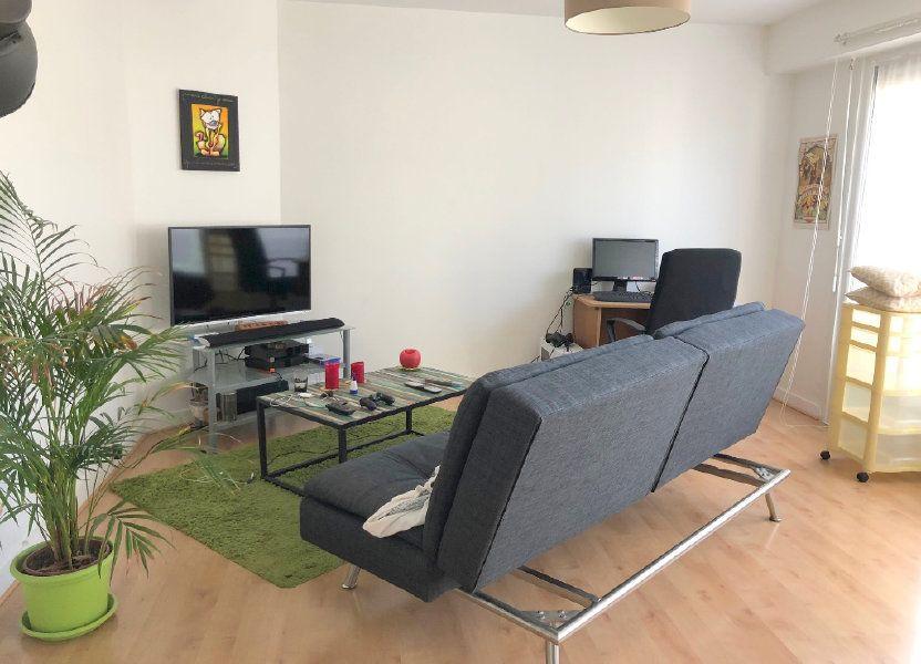 Appartement à louer 64m2 à Boulogne-sur-Mer