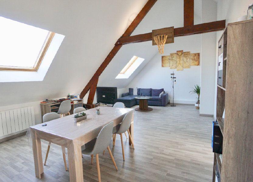Appartement à louer 53m2 à Outreau