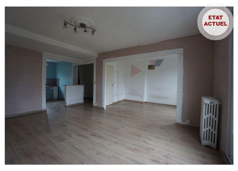 Appartement à vendre 76m2 à Boulogne-sur-Mer