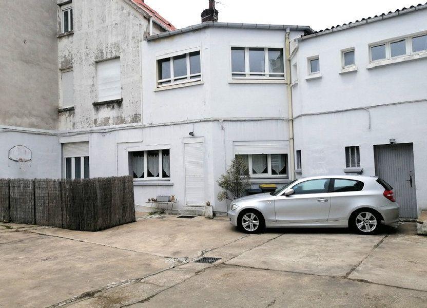 Appartement à vendre 82.5m2 à Boulogne-sur-Mer