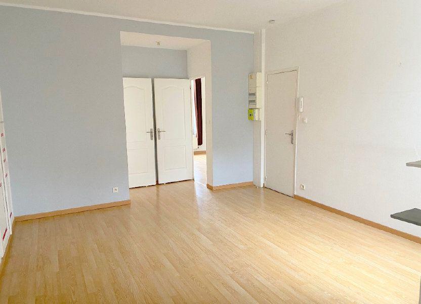Appartement à louer 53m2 à Boulogne-sur-Mer