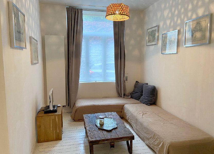 Appartement à louer 29m2 à Boulogne-sur-Mer