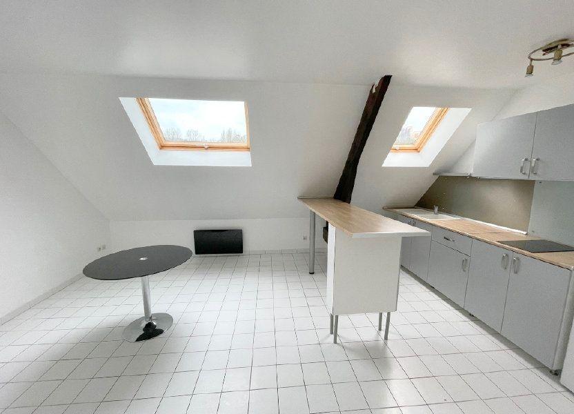 Appartement à louer 51m2 à Boulogne-sur-Mer