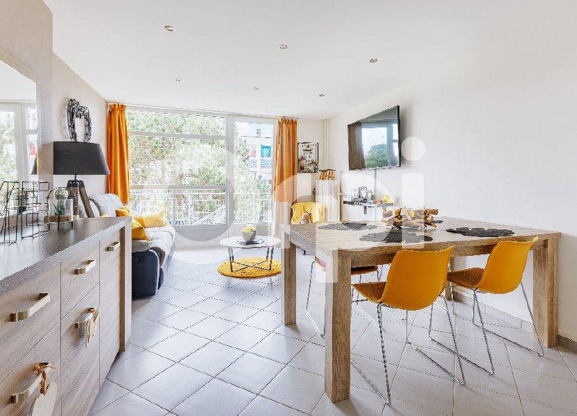 Appartement à vendre 68m2 à Boulogne-sur-Mer