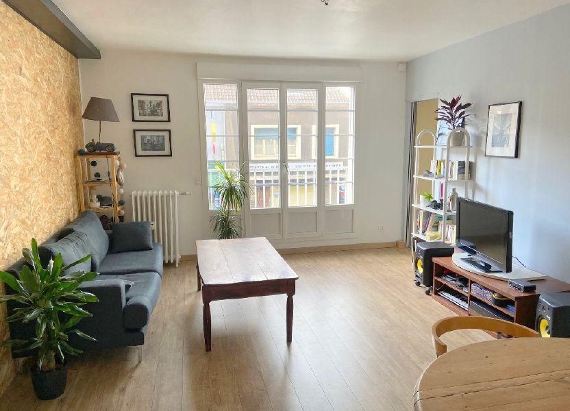 Appartement à louer 75m2 à Boulogne-sur-Mer