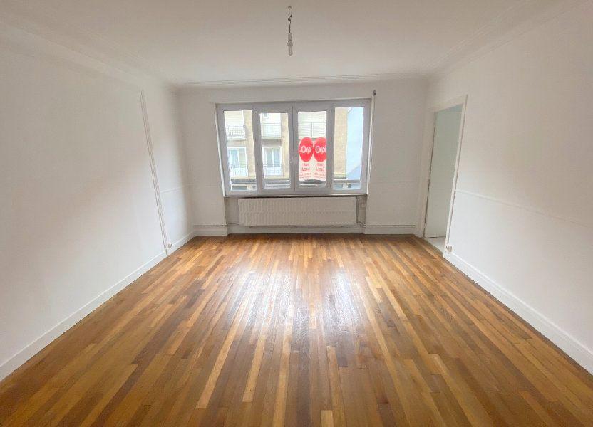 Appartement à louer 90m2 à Boulogne-sur-Mer