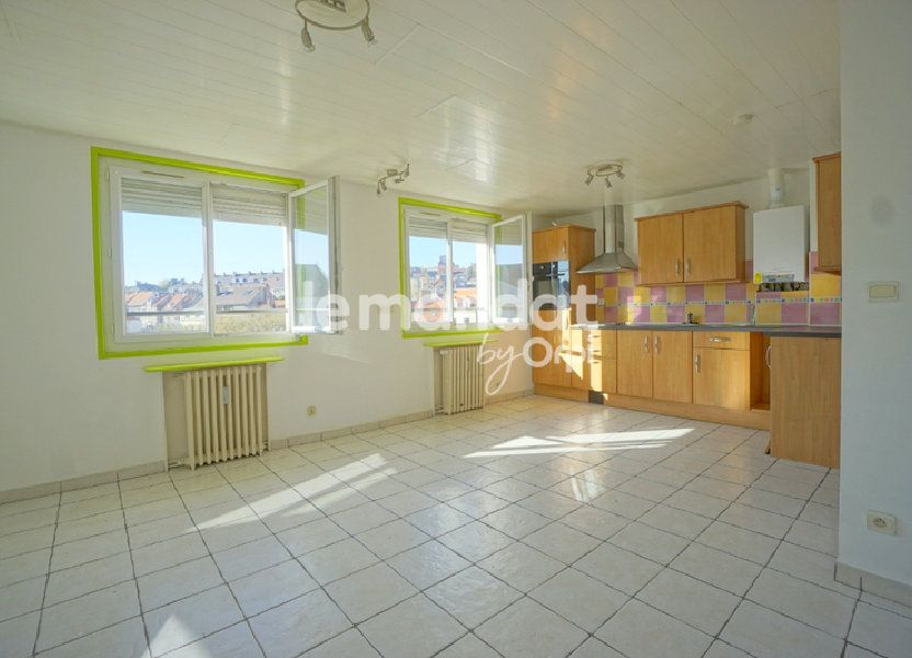Appartement à vendre 42m2 à Boulogne-sur-Mer