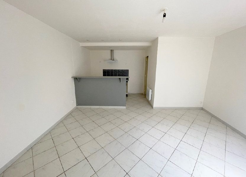 Appartement à louer 40m2 à Boulogne-sur-Mer