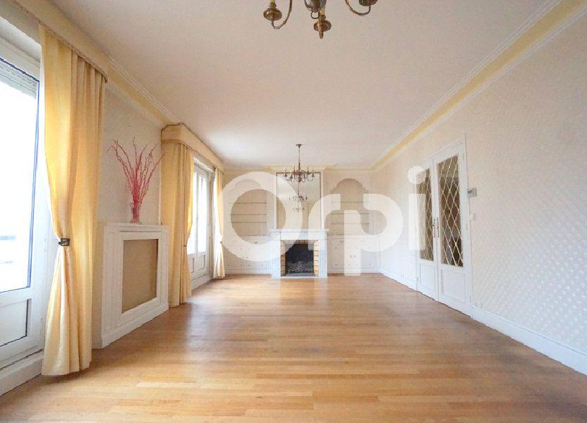 Appartement à vendre 112m2 à Boulogne-sur-Mer