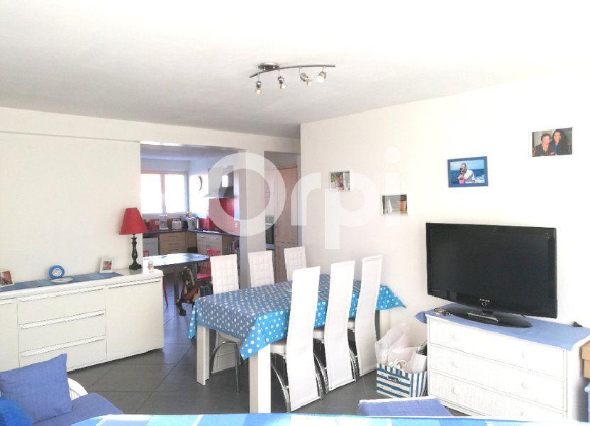 Appartement à vendre 91m2 à Boulogne-sur-Mer