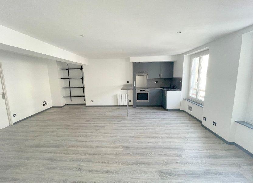 Appartement à louer 56m2 à Boulogne-sur-Mer