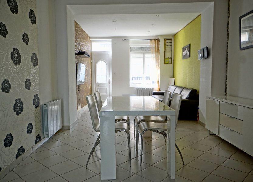 Maison à vendre 65m2 à Saint-Martin-Boulogne