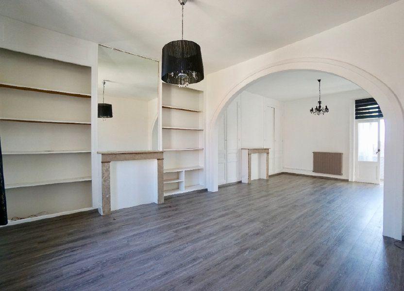 Appartement à vendre 116m2 à Boulogne-sur-Mer
