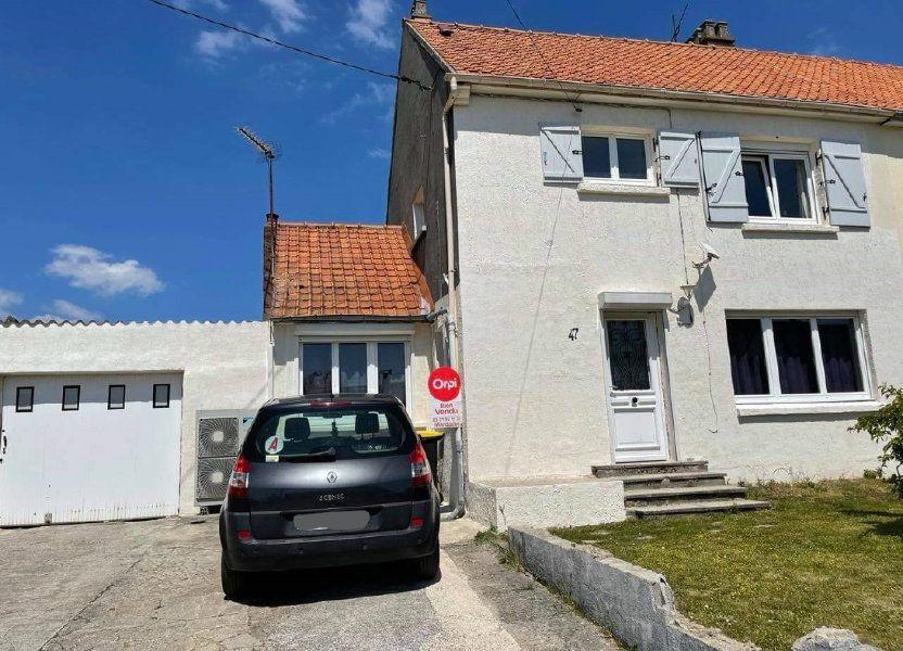 Maison à vendre 114m2 à Rinxent