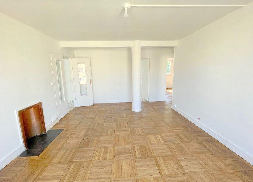 Appartement à louer 80m2 à Boulogne-sur-Mer