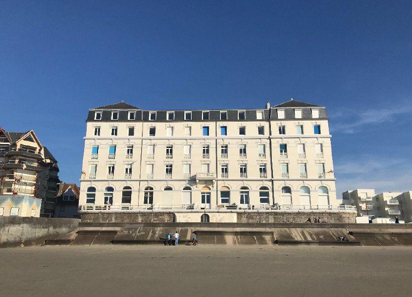 Appartement à louer 34m2 à Wimereux