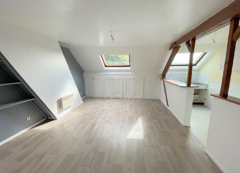 Appartement à louer 48m2 à Boulogne-sur-Mer