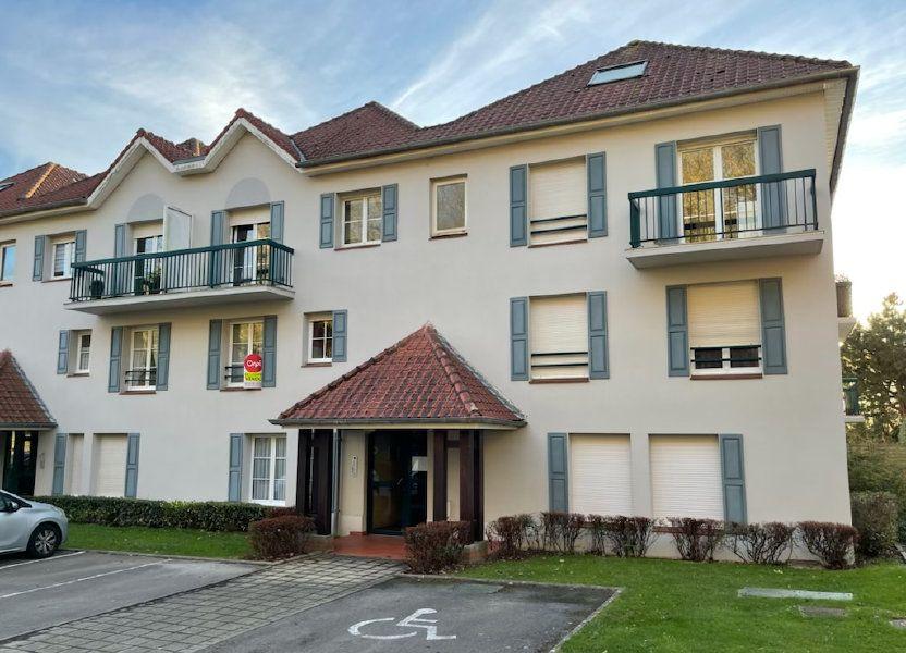Appartement à vendre 62m2 à Boulogne-sur-Mer