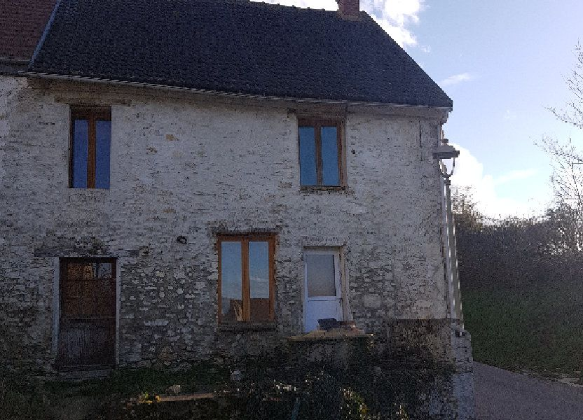 Maison à vendre 110m2 à Neuilly-Saint-Front