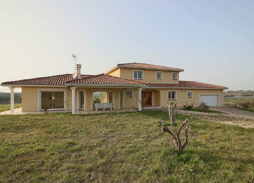 Maison à vendre 266m2 à Montdurausse