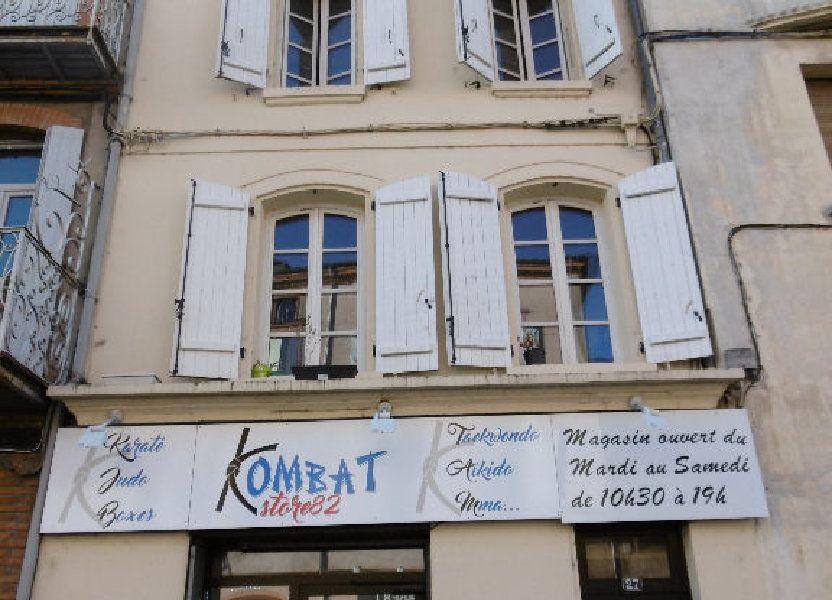 Immeuble à vendre 201m2 à Montauban
