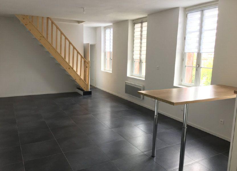 Appartement à louer 75m2 à Montauban