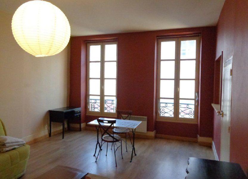 Appartement à louer 32m2 à Montauban