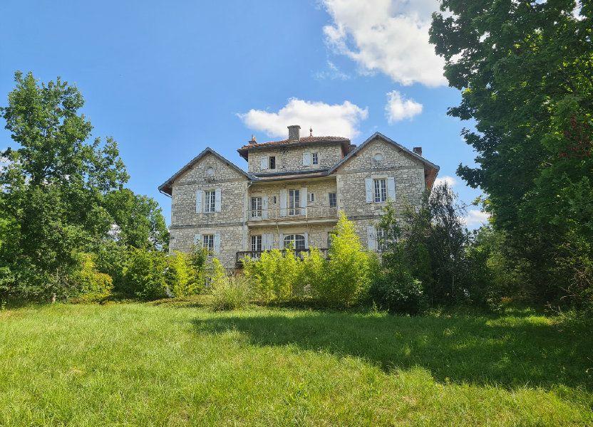 Maison à vendre 560m2 à Montpezat-de-Quercy