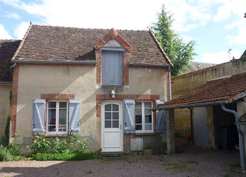 Maison à louer 37m2 à Dampierre-en-Burly