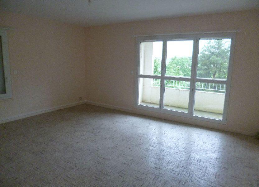 Appartement à louer 54m2 à Les Bordes