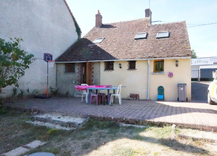 Maison à vendre 80m2 à Montbouy