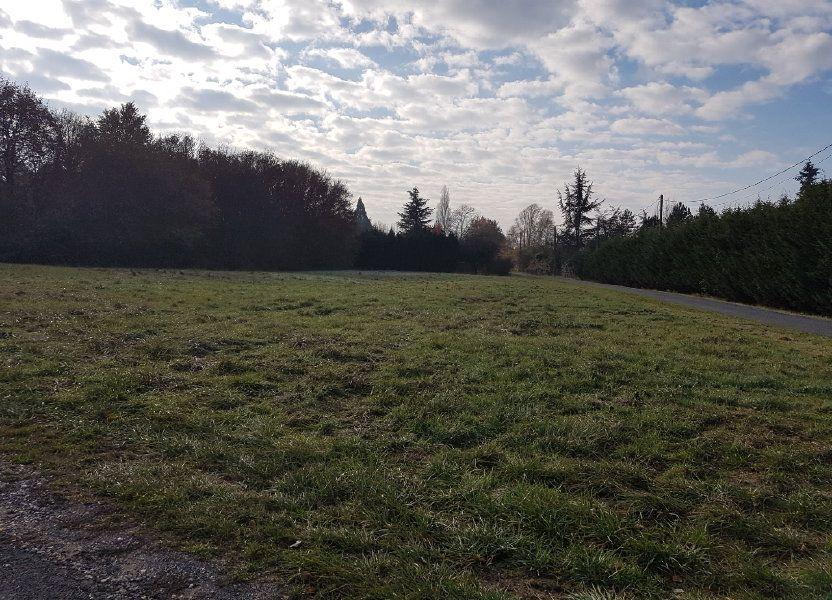 Terrain à vendre 1251m2 à Montereau