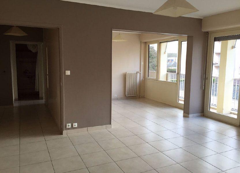 Appartement à vendre 99m2 à Évreux