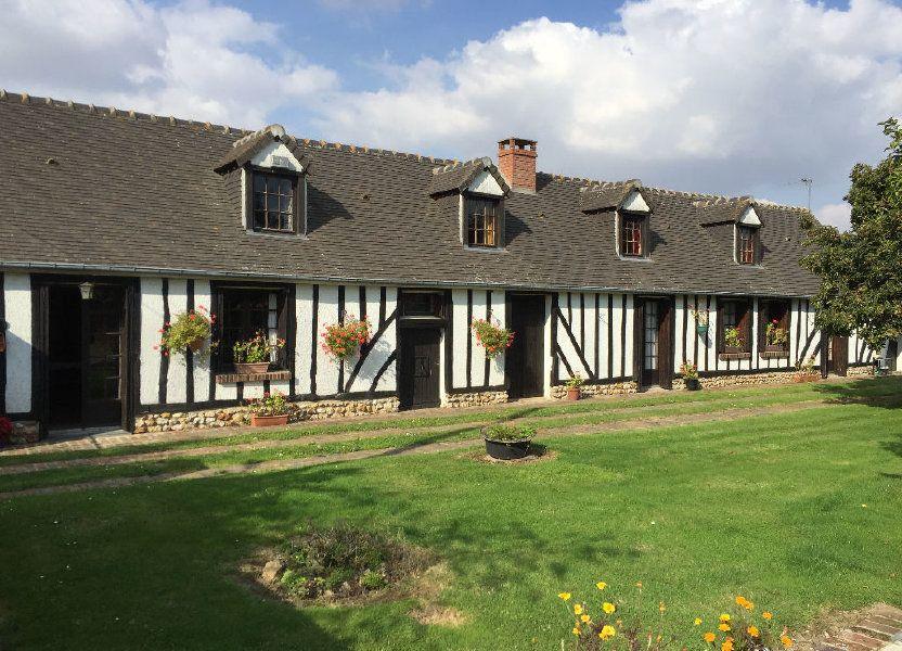 Maison à vendre 162m2 à Buis-sur-Damville