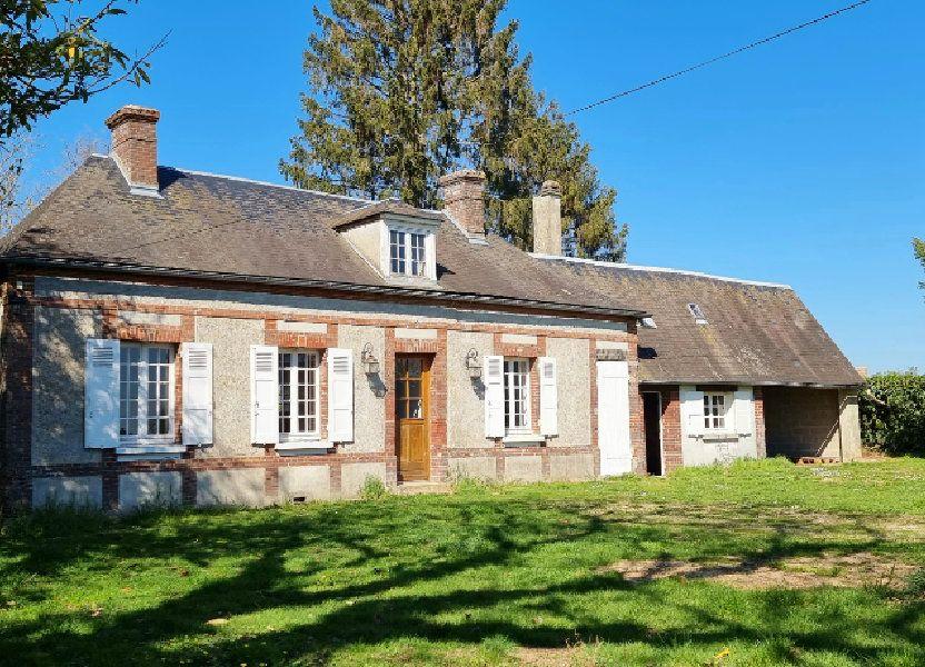 Maison à vendre 48.79m2 à La Forêt-du-Parc