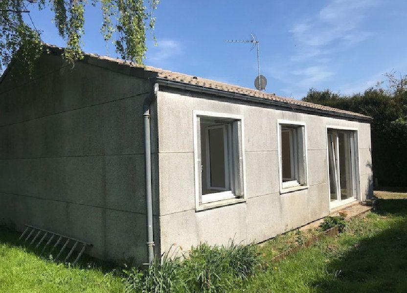 Maison à louer 67.43m2 à Quessigny