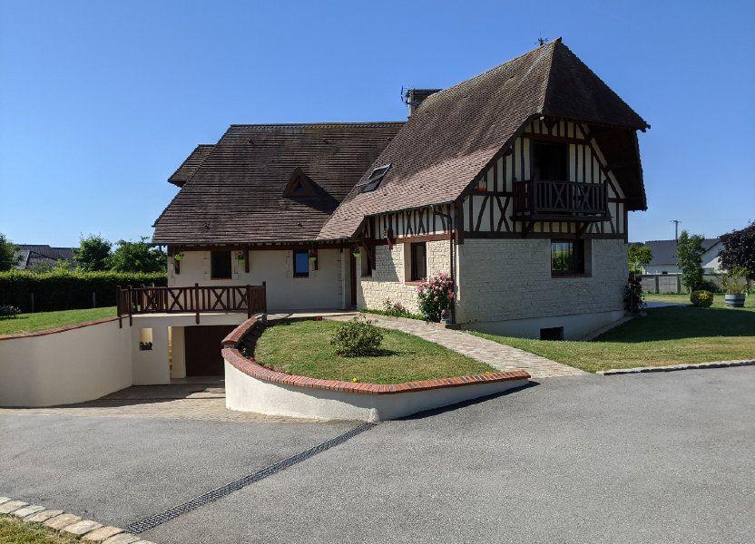 Maison à vendre 250m2 à Saint-Aquilin-de-Pacy