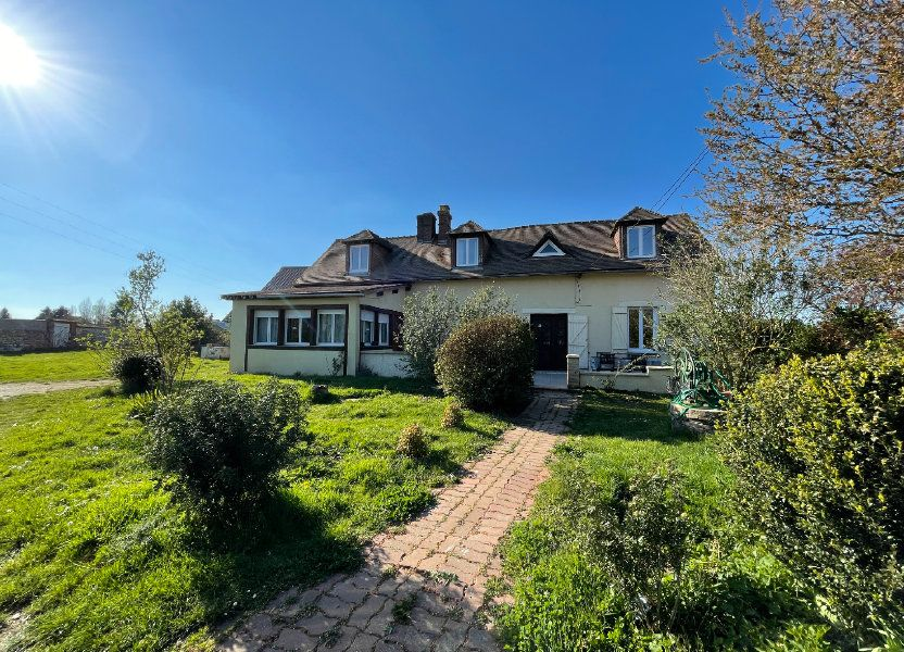 Maison à vendre 150m2 à Bacquepuis