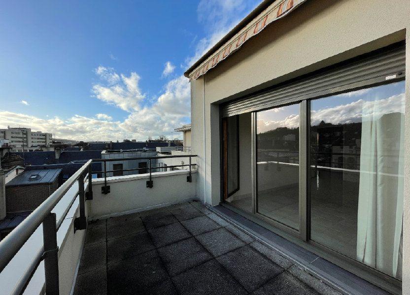 Appartement à louer 61.66m2 à Évreux
