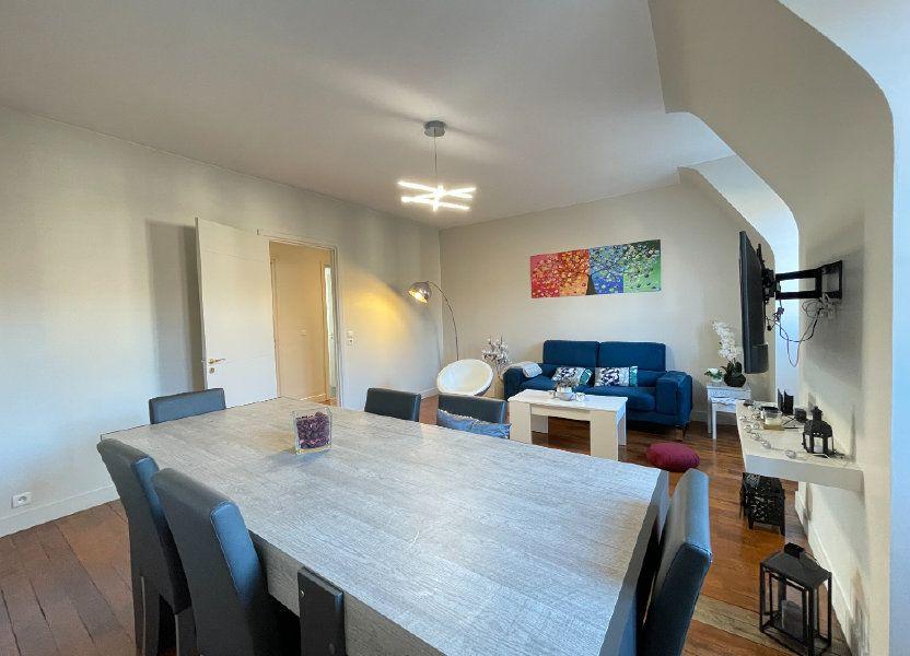 Appartement à louer 100.35m2 à Évreux